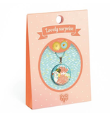 Djeco Lovely Surprise Locket Necklace - Swan