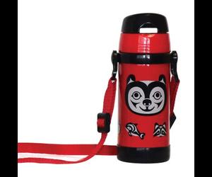 Bear & Friends Insulated Water Bottle
