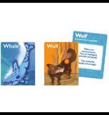 Native Northwest Salish Sea Animal Flash Cards