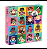 Mudpuppy Little Feminist 500 Piece Family Puzzle