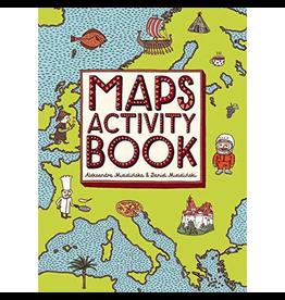 Random House Maps Activity Book
