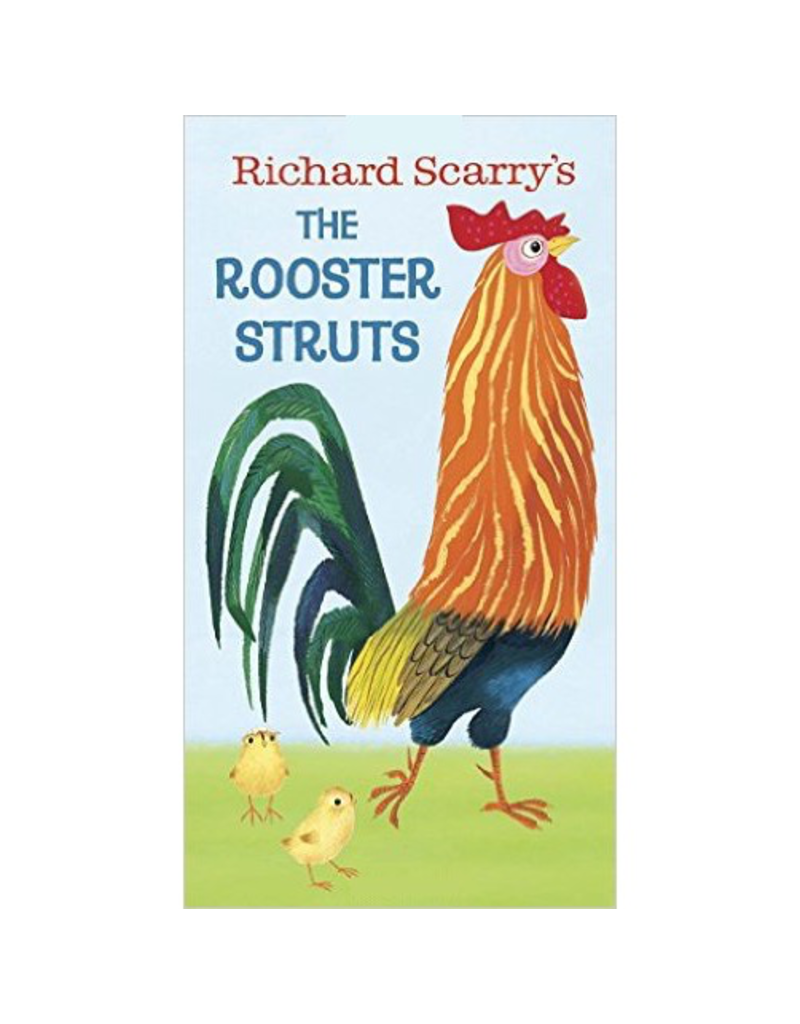 Random House Richard Scarry's The Rooster Struts