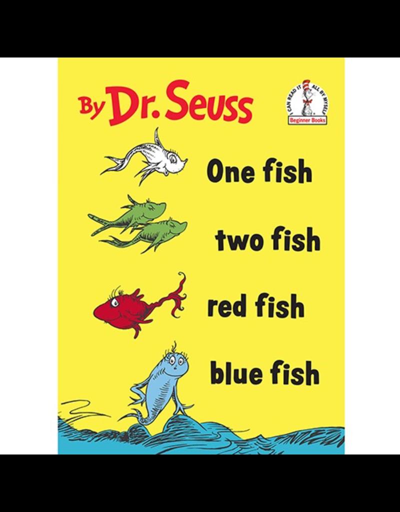 Random House Dr. Seuss's One Fish Two Fish