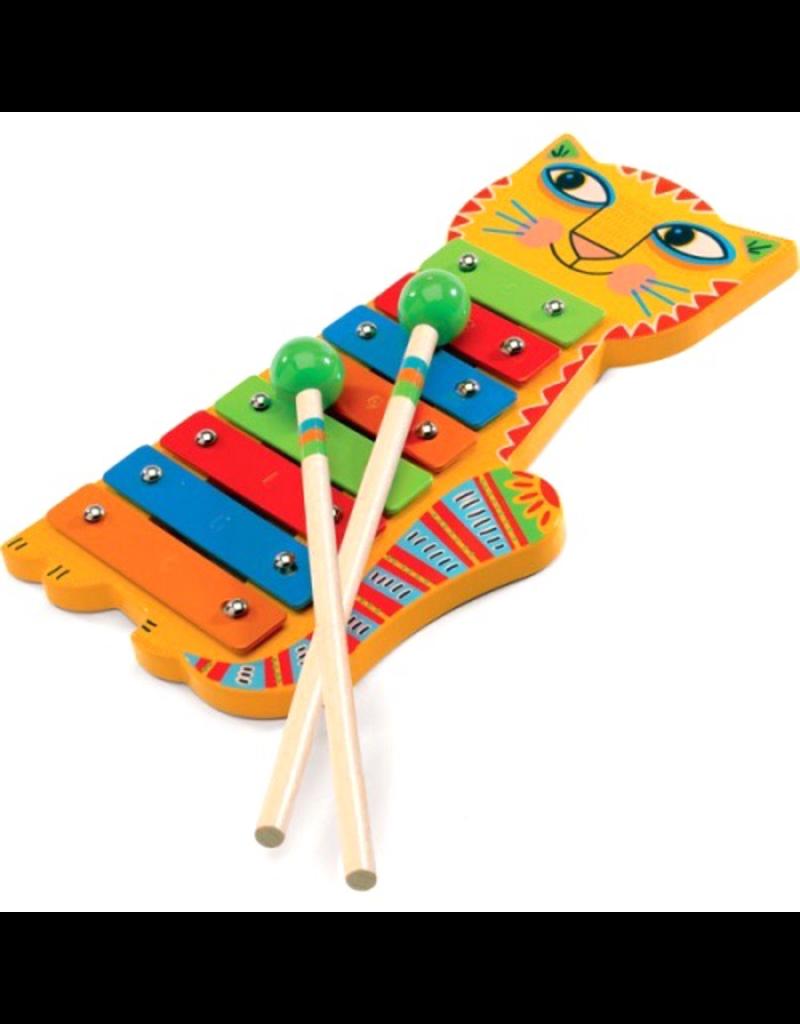 Djeco Animambo Cat Xylophone