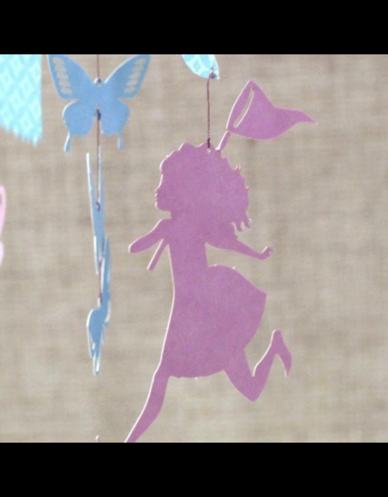 Djeco Mini Mobile / Butterflies Catching
