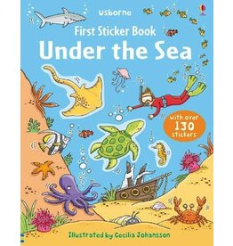 Usborne First Sticker Book: Under the Sea