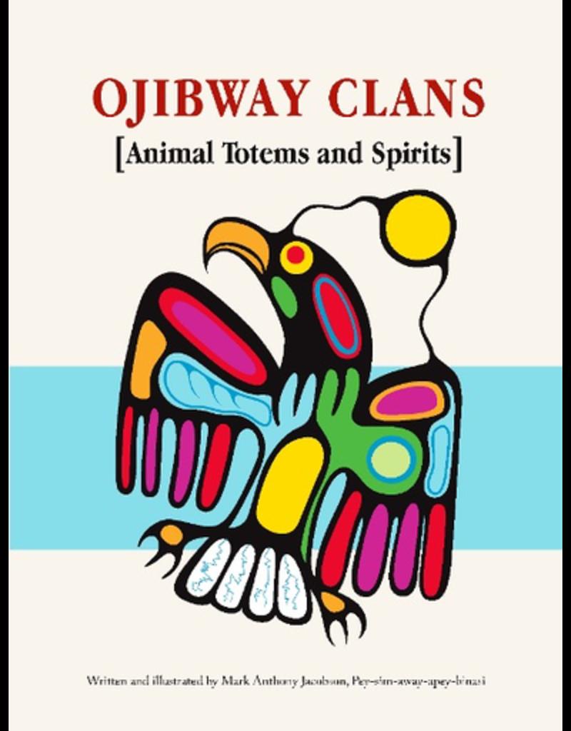 Native Northwest Ojibway Clans