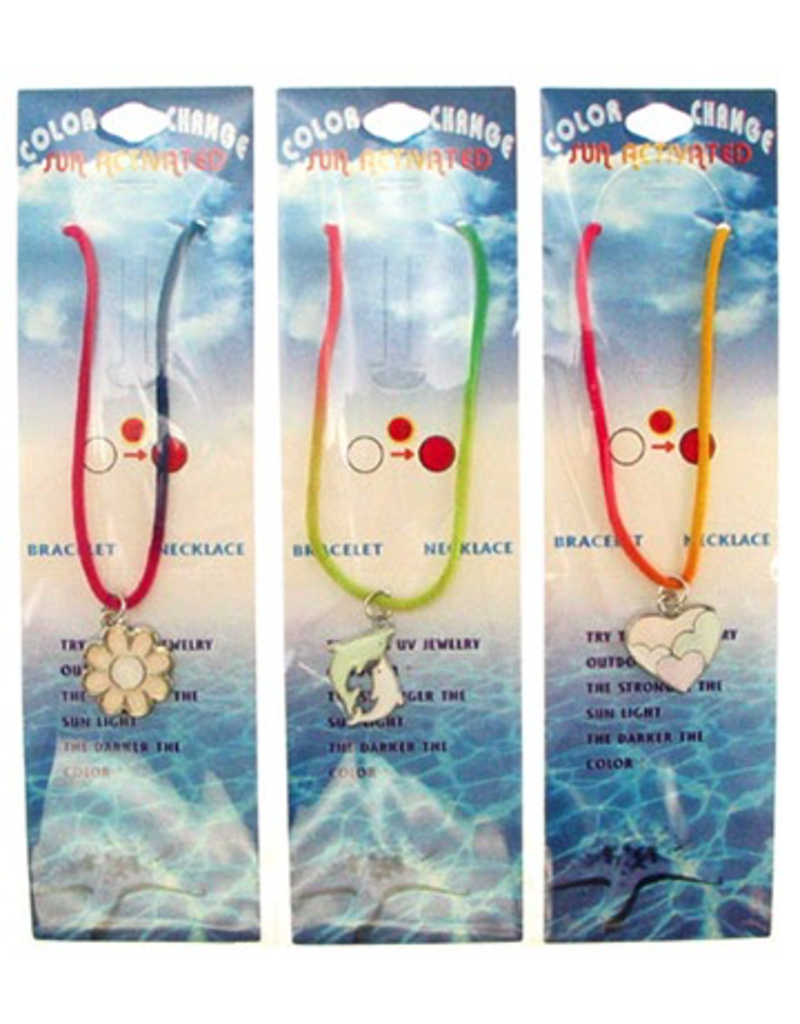 UV Activated Necklace