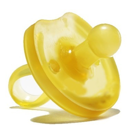 Natursutten Butterfly Round Soother, natural, S (0-6m)