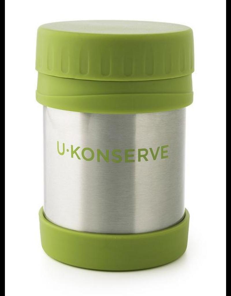 Kids Konserve Kids Konserve Insulated Food Jar, green, 12oz