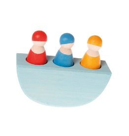 Grimm's Grimm's 3 in a Boat, Coloured