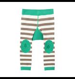 Zoocchini Sloth Legging + Sock Set
