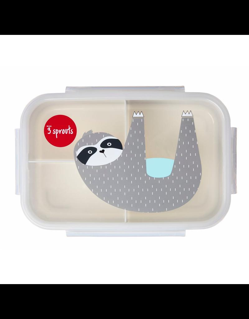3 Sprouts Bento Box, Sloth
