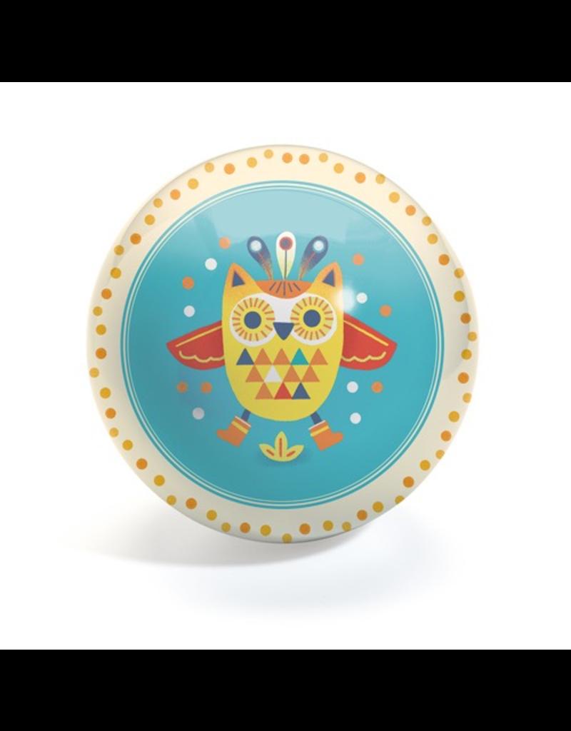 Djeco Happy Forest Owl Ball 12cm
