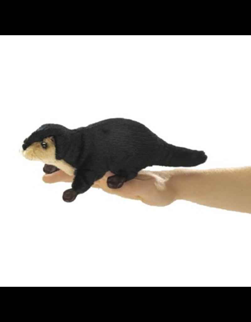 Folkmanis Finger Puppet - Otter
