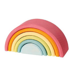 Grimm's Grimm's Pastel Rainbow - Medium