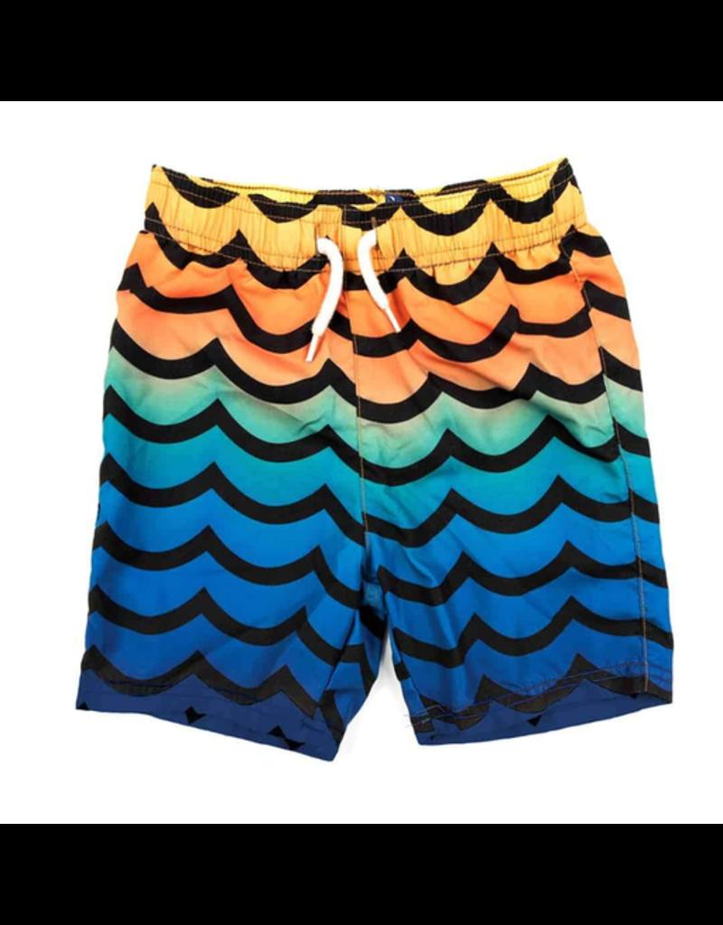 Appaman Wavy Morning Board Shorts