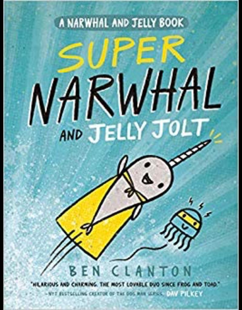 Random House Super Narwhal & Jelly Jolt