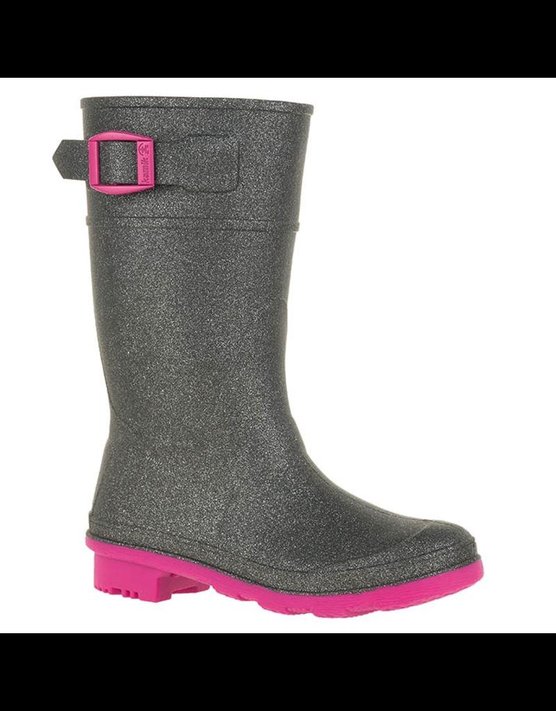 Kamik Kamik Glitzy Rain Boots