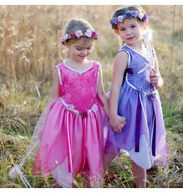 Great Pretenders Princess Forest Fairy Tunic - Pink Small 3-4Y