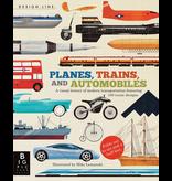 Random House Planes, Trains, and Automobiles
