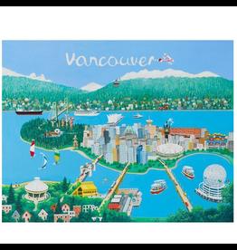 Butzi Vancouver Placemat