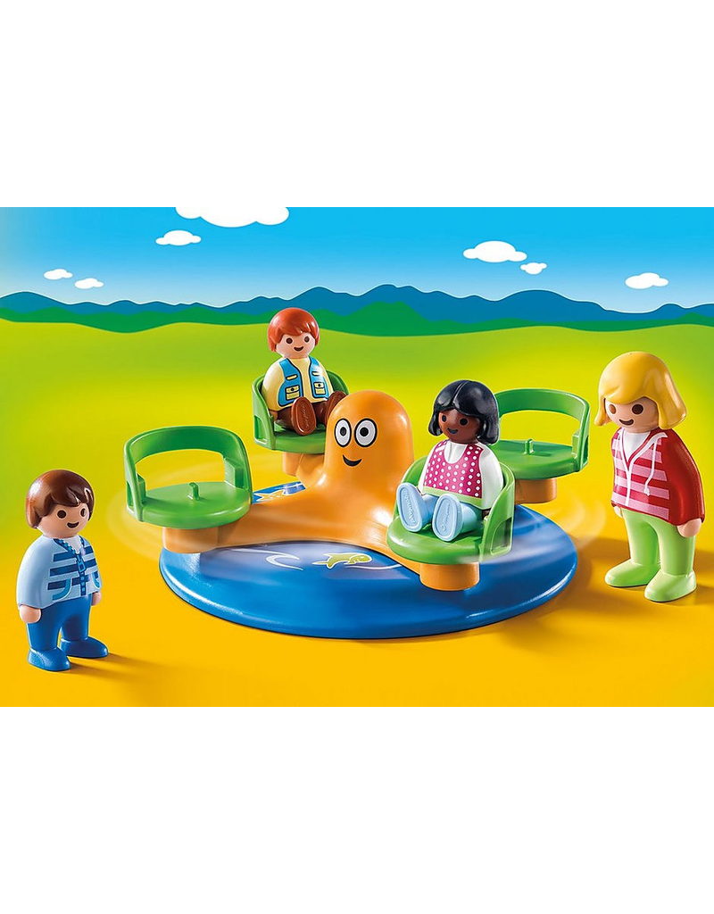 Playmobil 1.2.3. Children's Carousel