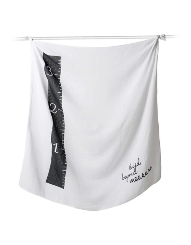 Lulujo Milestone Blanket Set - Measure