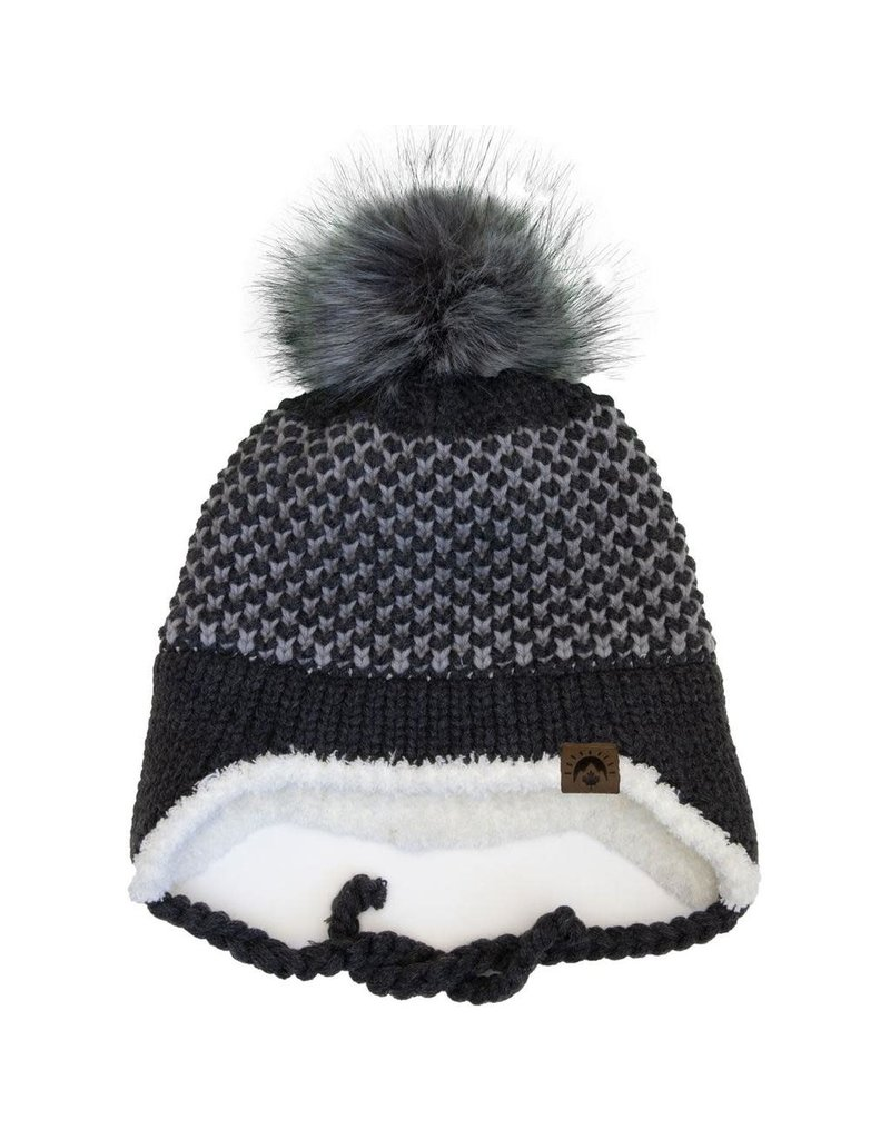 Chenille Lined Hat