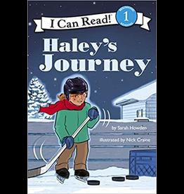 Harper Collins Hayley's Journey: I Can Read 1