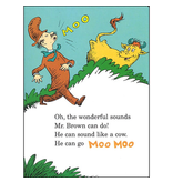 Random House Dr. Seuss Mr. Brown Can Moo! (Board Book)