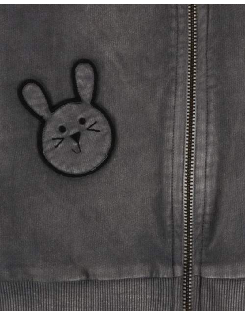 Turtledove London Embroidered Besties Bomber Jacket