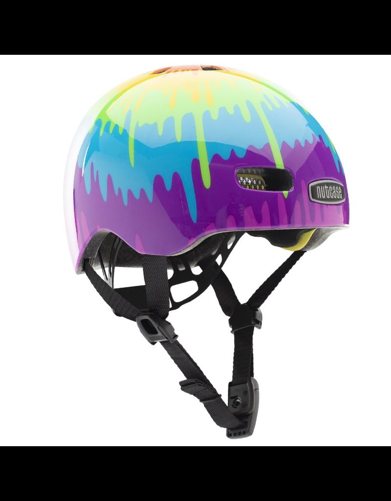 Nutcase Baby Nutty Tie Dye Gloss MIPS Helmet XXS