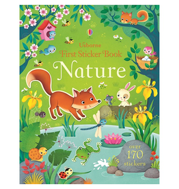 Usborne First Sticker Book: Nature