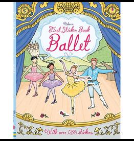 Usborne First Sticker Book: Ballet