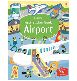 Usborne First Sticker Book: Airport