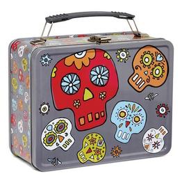 ORE Originals Dio de la Muertos Metal Lunch Box