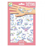 Djeco Unicorn Tattoos