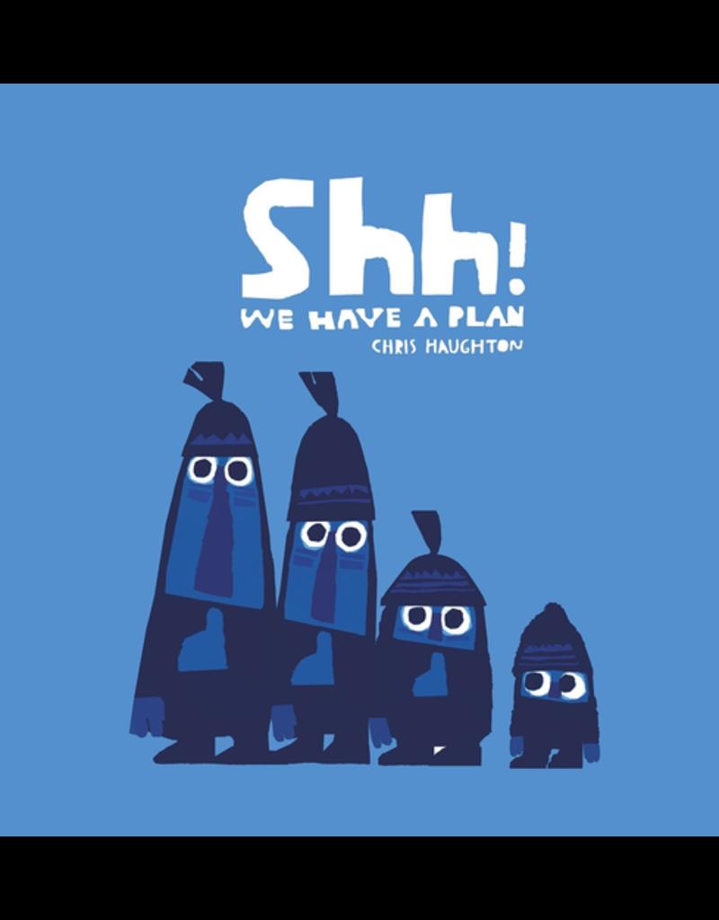 Random House Shh! We Have a Plan Board Book