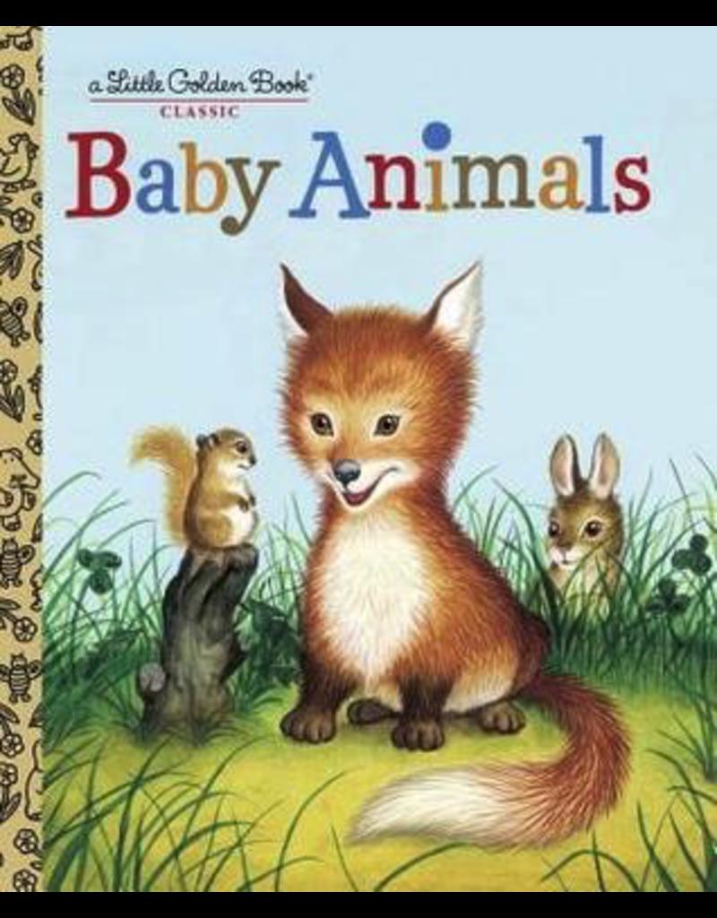 Random House Golden Book: Baby Animals