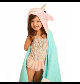 Zoocchini Zoocchini Hooded Allie the Alicorn Towel