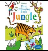 Usborne First Colouring Book: Jungle