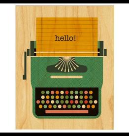 Typewriter Print 11x14