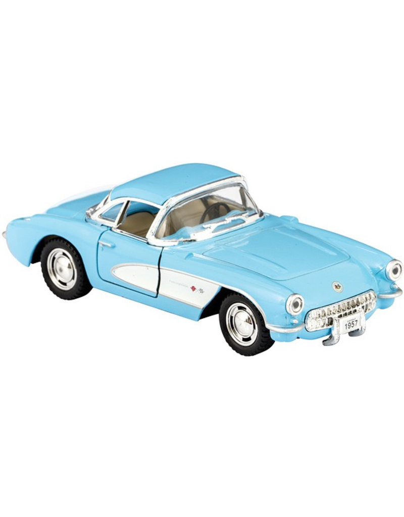 Schylling Die Cast Corvette 1957