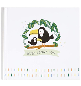 Wild About You Firsts Photo Album