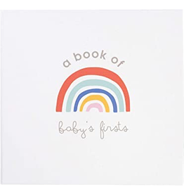 Rainbow Memory Book w/ink pad