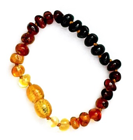Healing Amber Bracelet/Anklet