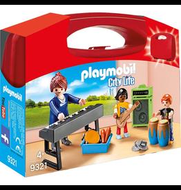 Playmobil Playmobil Music Class Carry Case