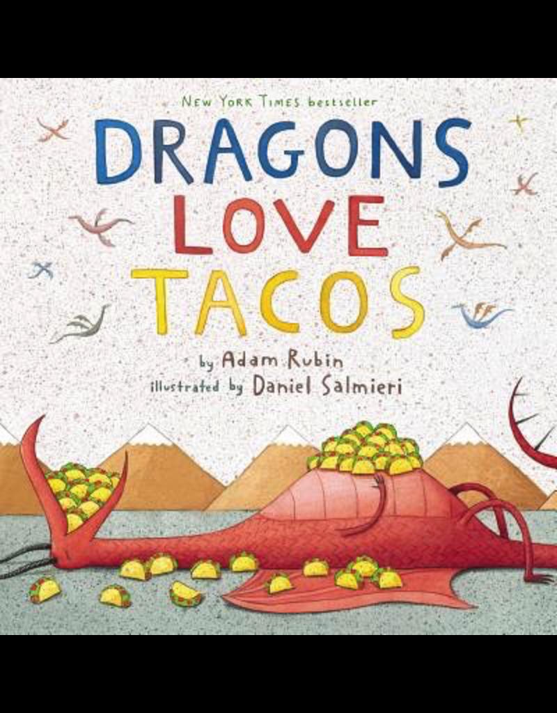 Random House Dragons Love Tacos