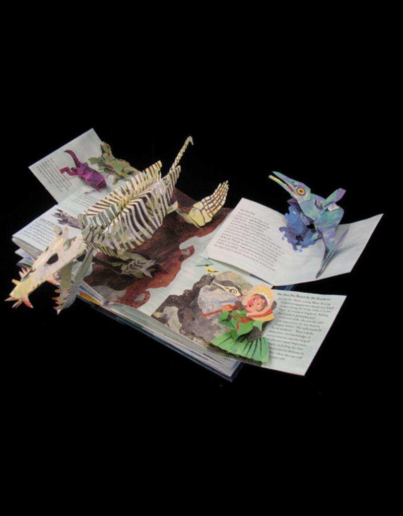 Random House Encyclopedia Prehistorica Sharks and Other Sea Monsters Pop-Up